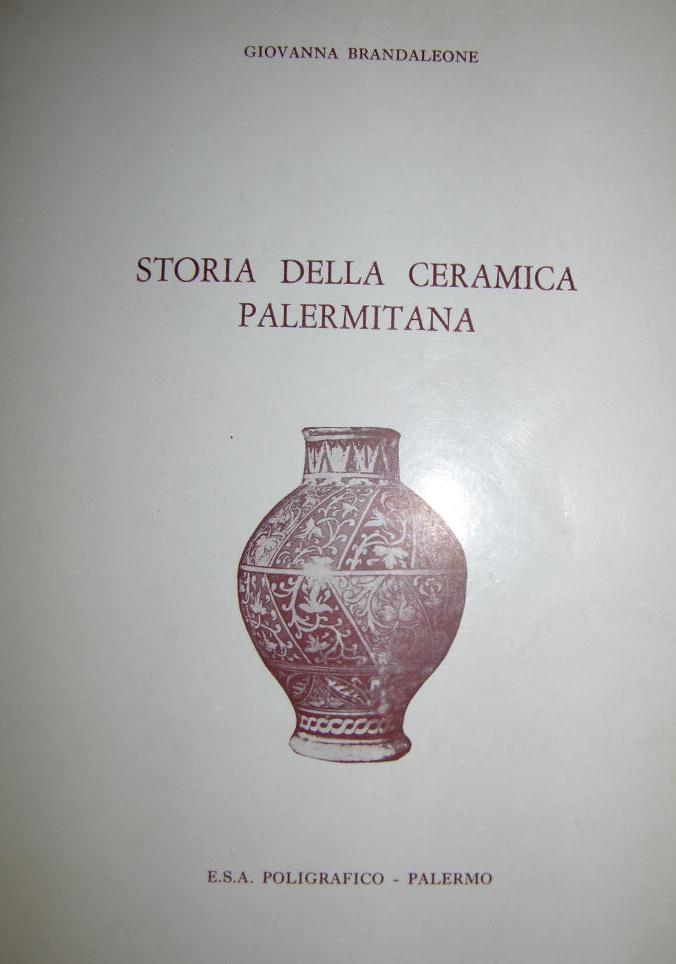 Storia Della Ceramica Palermitana